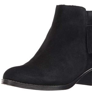 Naturalizer Zeline Booties Black